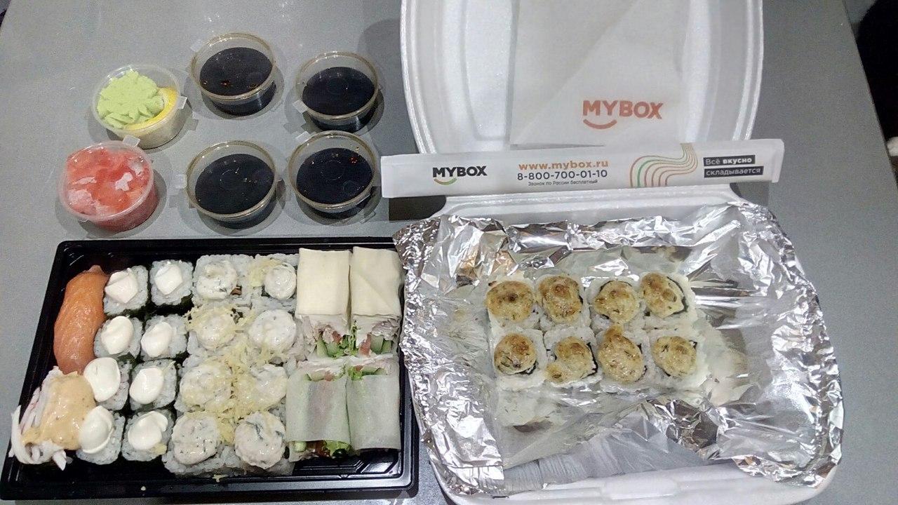 Ресторан Mybox - фотография 2