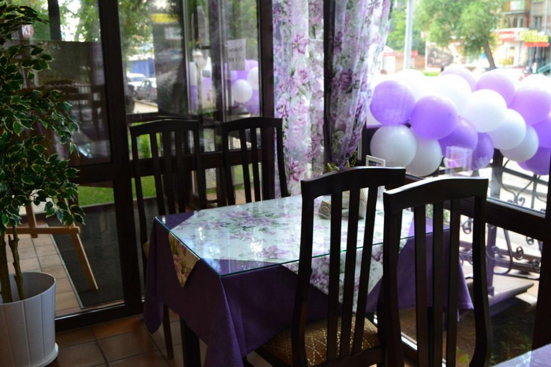 Ресторан Виолет-брауни - фотография 1