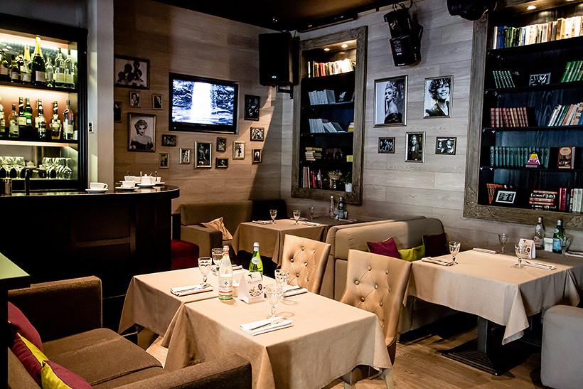 Ресторан Гюго - фотография 4 - 1 этаж