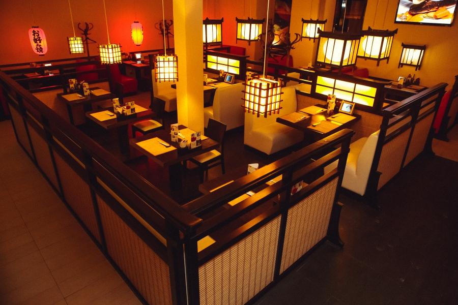 Ресторан Оки-токи - фотография 9