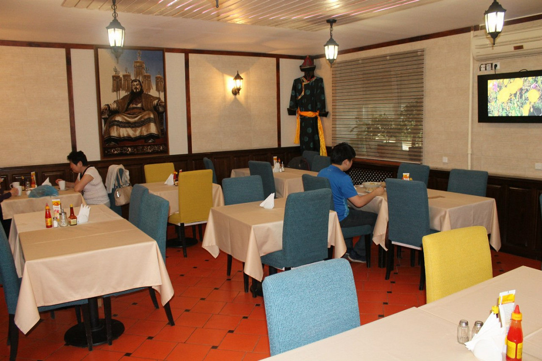 Ресторан Чингисхан - фотография 4