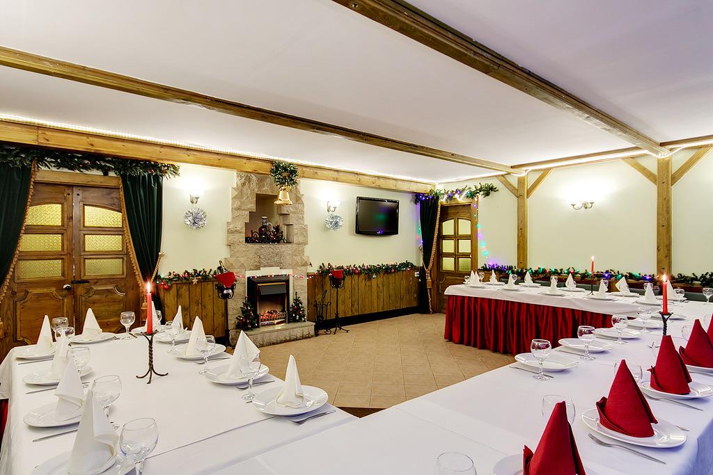Ресторан Пушкарь - фотография 4
