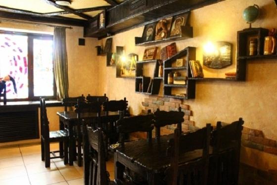 Ресторан Длинный нос - фотография 2