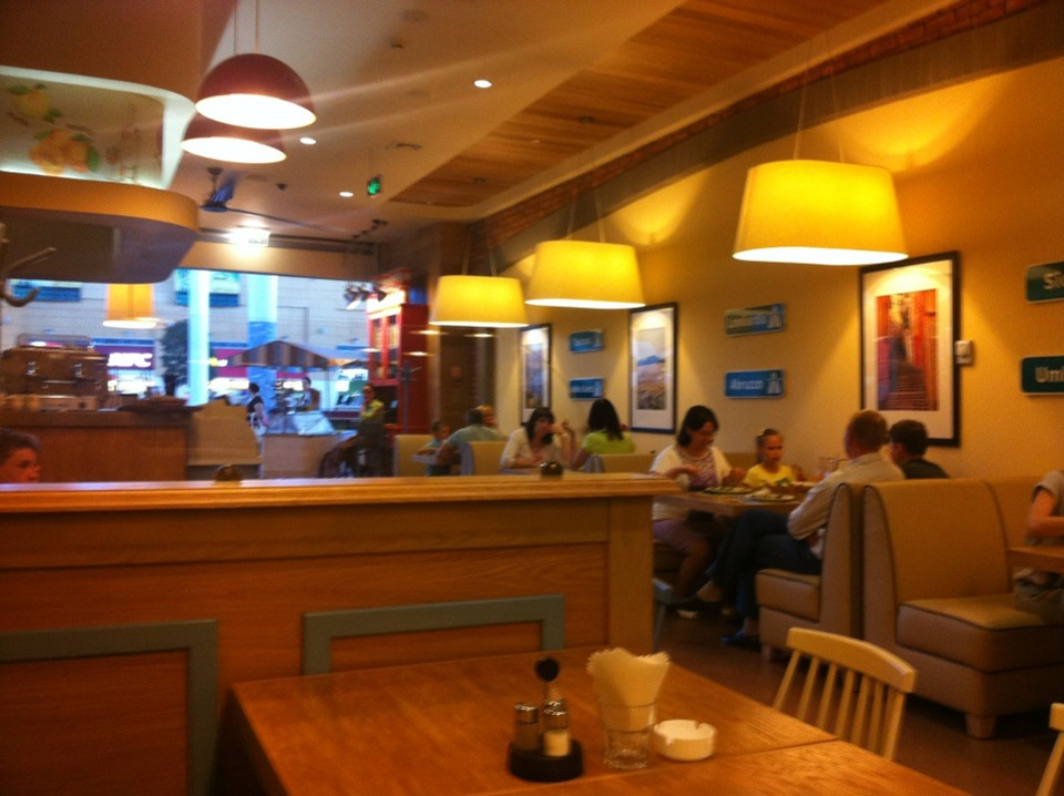 Ресторан Da Antonio - фотография 3