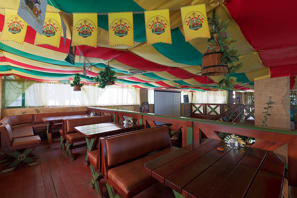 Ресторан Хмельная - фотография 2