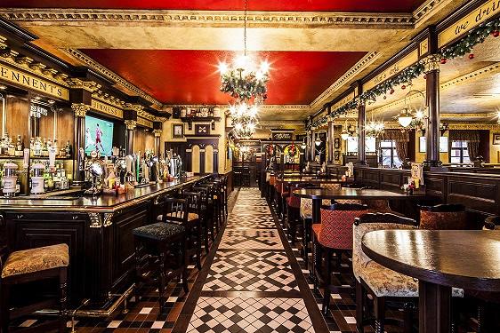 Ресторан Cross Keys Pub - фотография 4