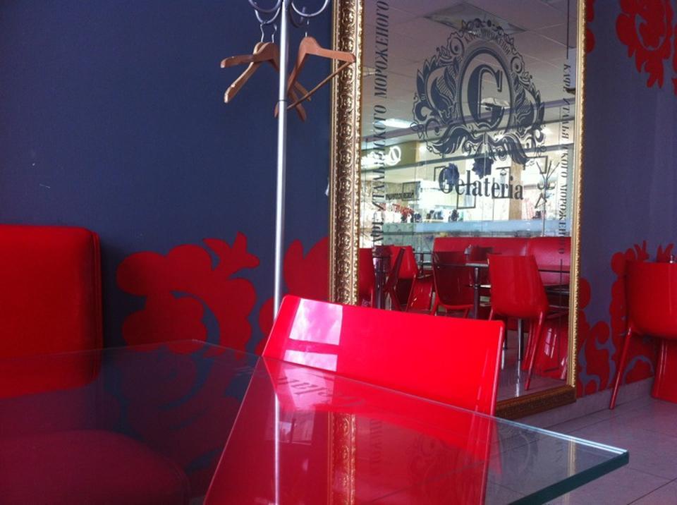 Ресторан Gelateria - фотография 2