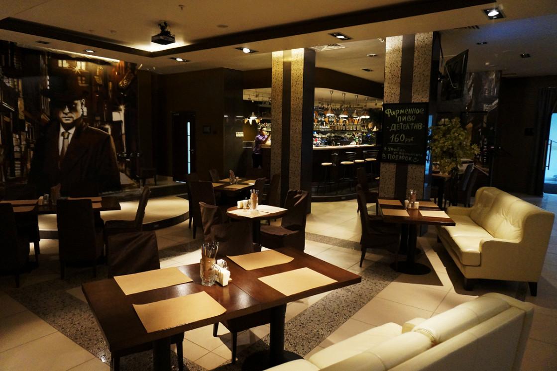 Ресторан Детектив - фотография 4