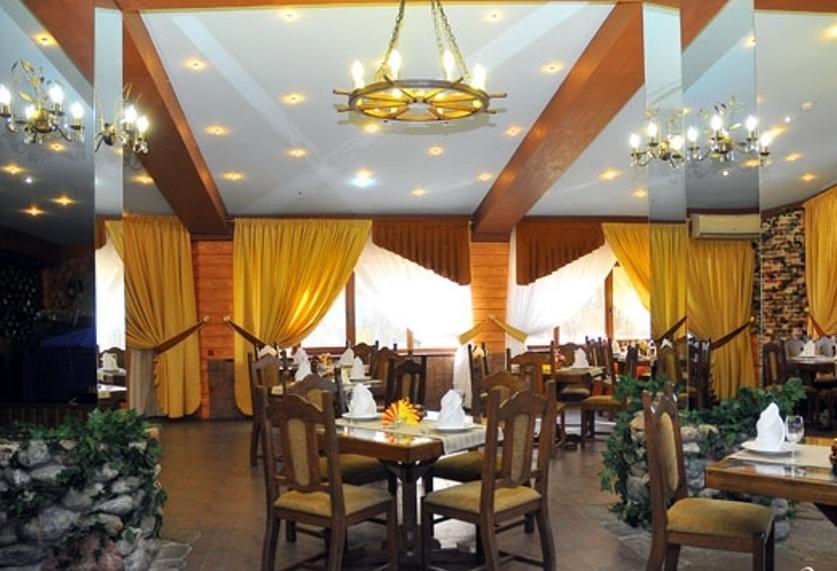 Ресторан Голубая волна - фотография 5