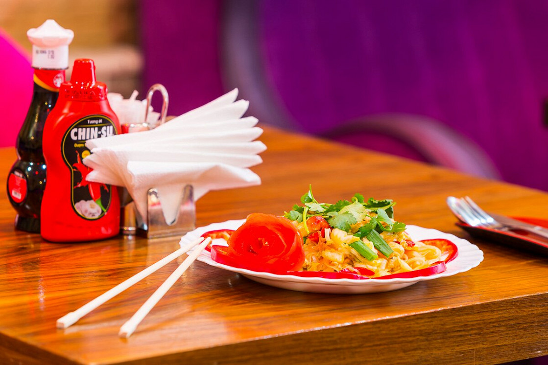 Ресторан Jack & Chan - фотография 1
