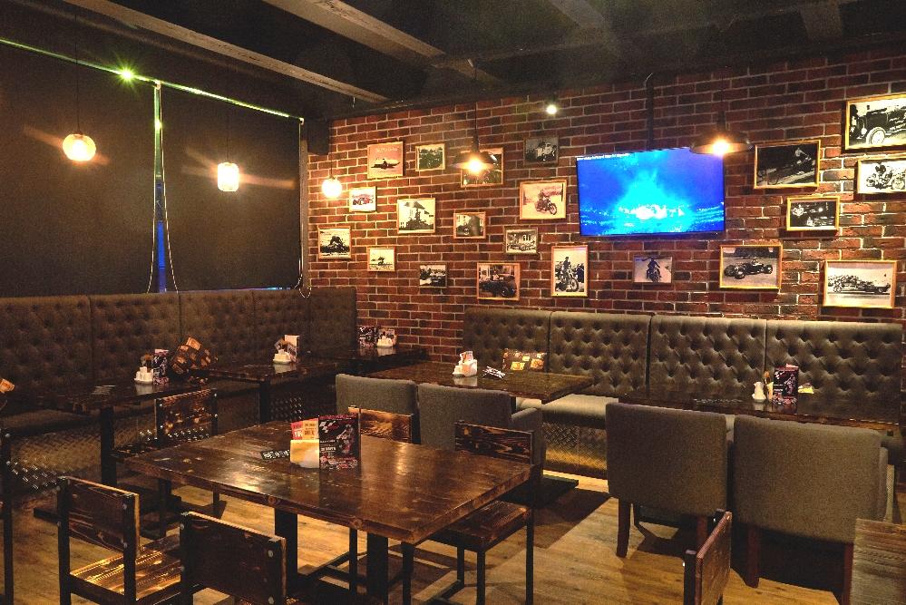 Ресторан Maxpower Bar - фотография 8