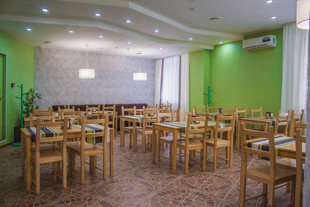 Ресторан Хорошо едим - фотография 1