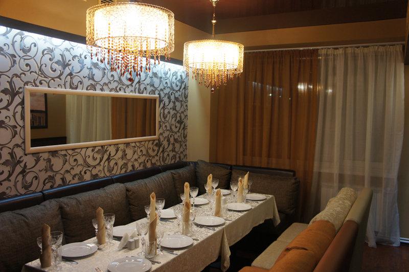 Ресторан Молодежное - фотография 2