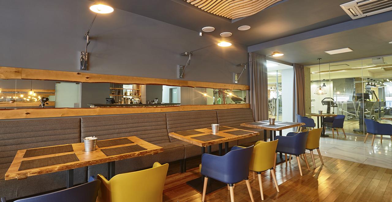 Ресторан Fit - фотография 4