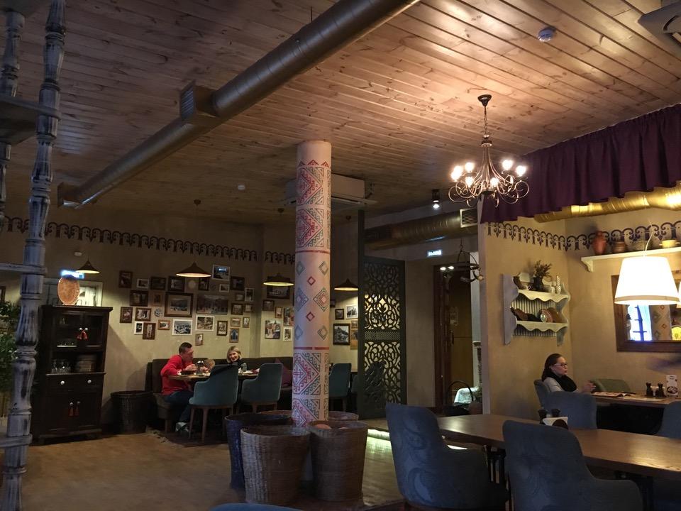Ресторан Бадриджани - фотография 6