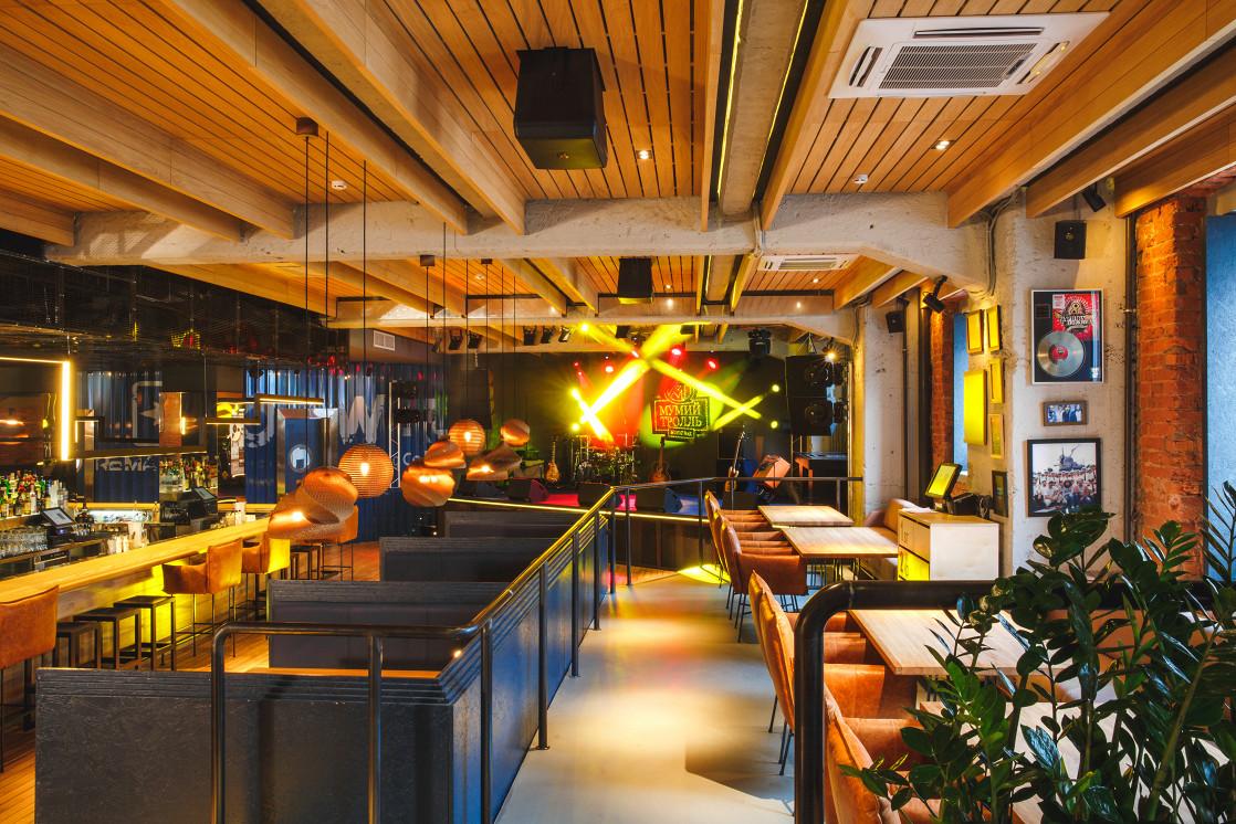 Ресторан Мумий Тролль Music Bar - фотография 14