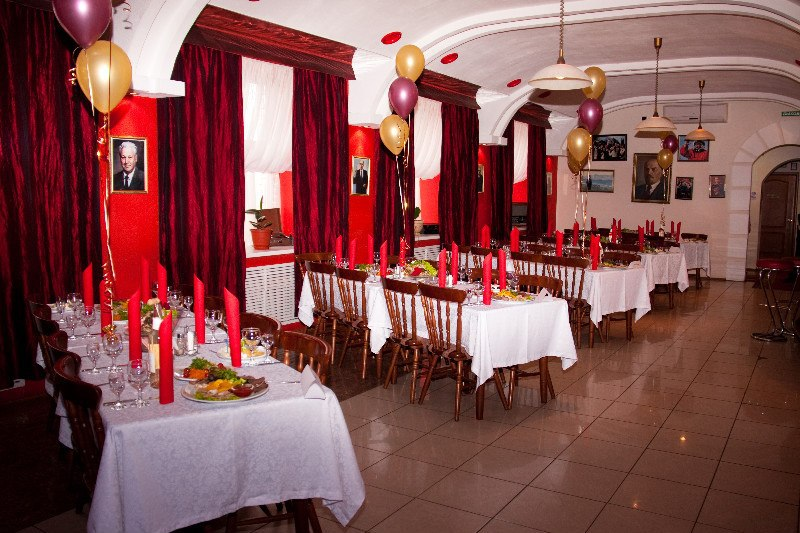 Ресторан Ударник - фотография 1
