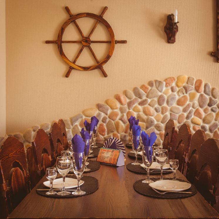 Ресторан Два капитана - фотография 2