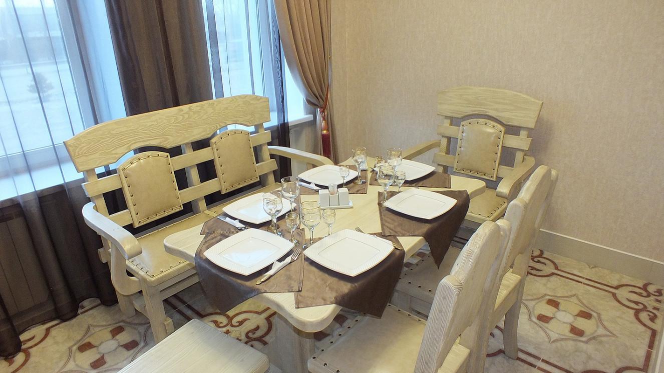 Ресторан Банкетный зал гостиницы «Гоара» - фотография 2