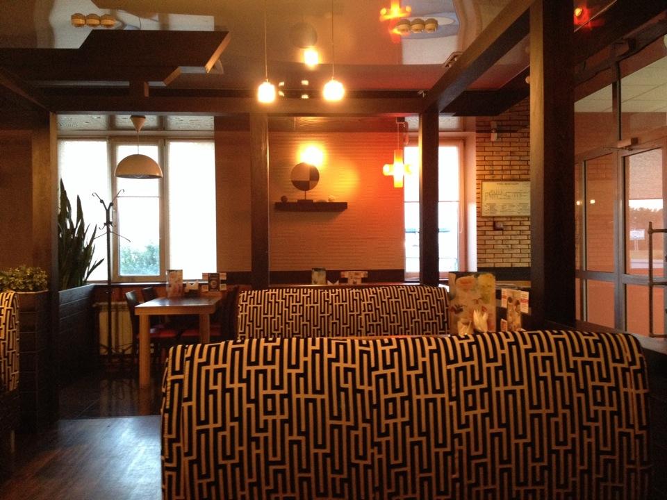 Ресторан Суши-терра - фотография 3