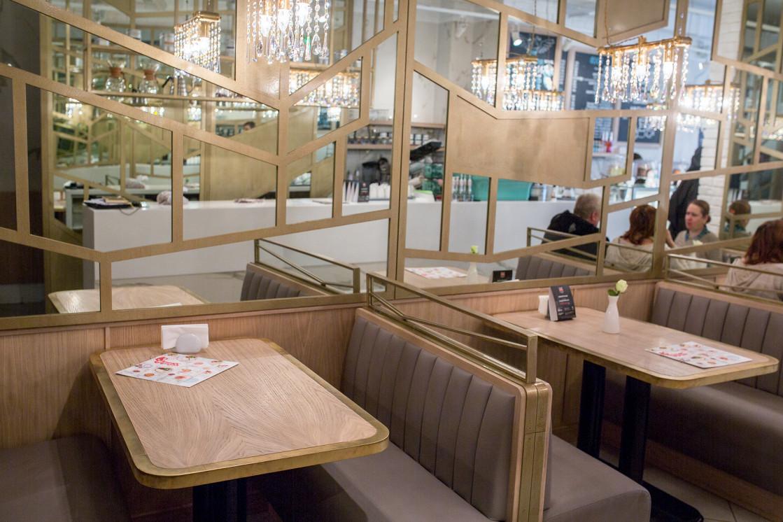 Ресторан Upside Down Cake Co. в Камергерском - фотография 9