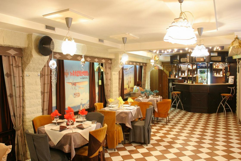 Ресторан Радио-пилот - фотография 3
