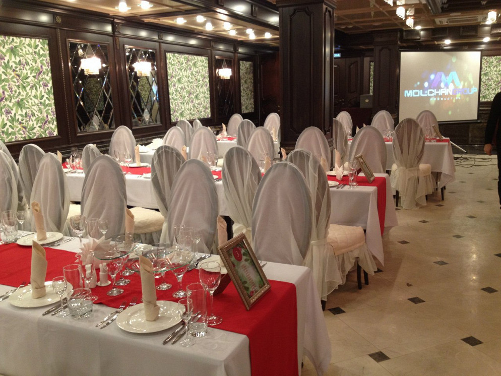 Ресторан Banquet Hall 54 - фотография 3