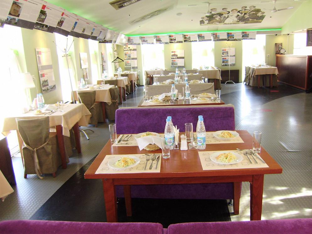 Ресторан Атриум - фотография 29