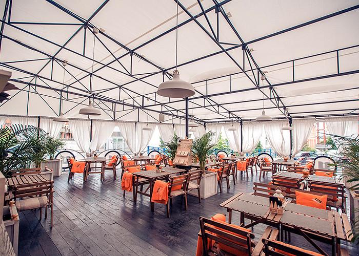Ресторан Бумага - фотография 16