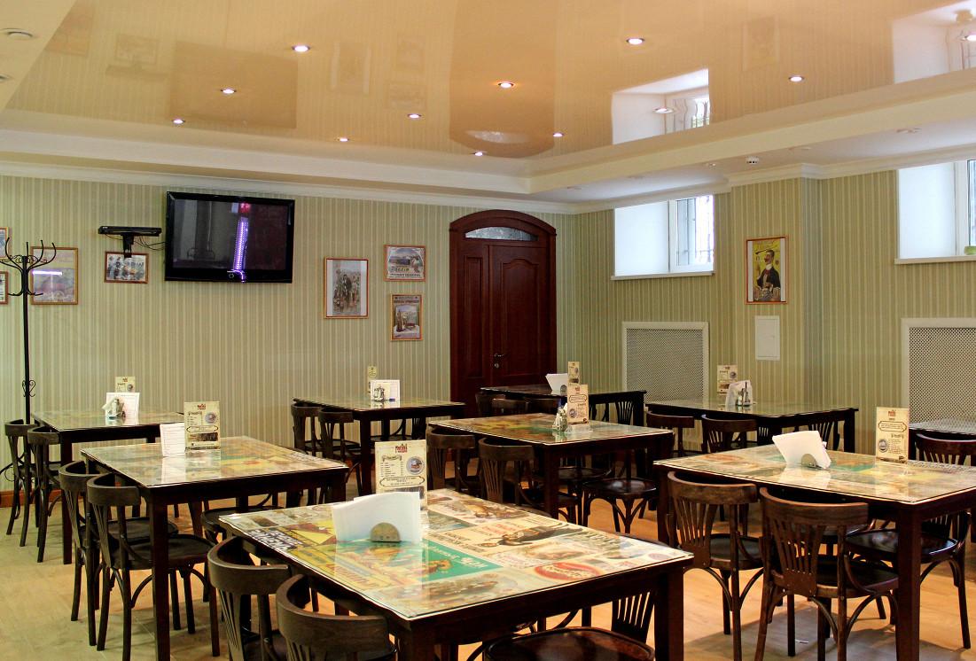 Ресторан Москва и москвичи - фотография 4