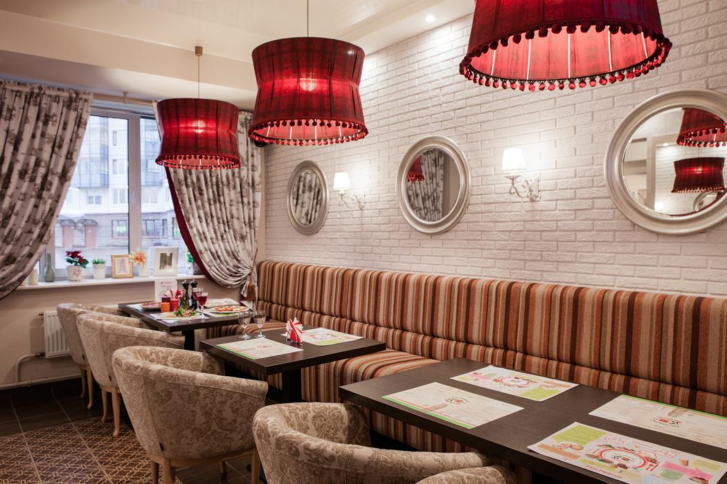 Ресторан Pizza parmesan - фотография 1