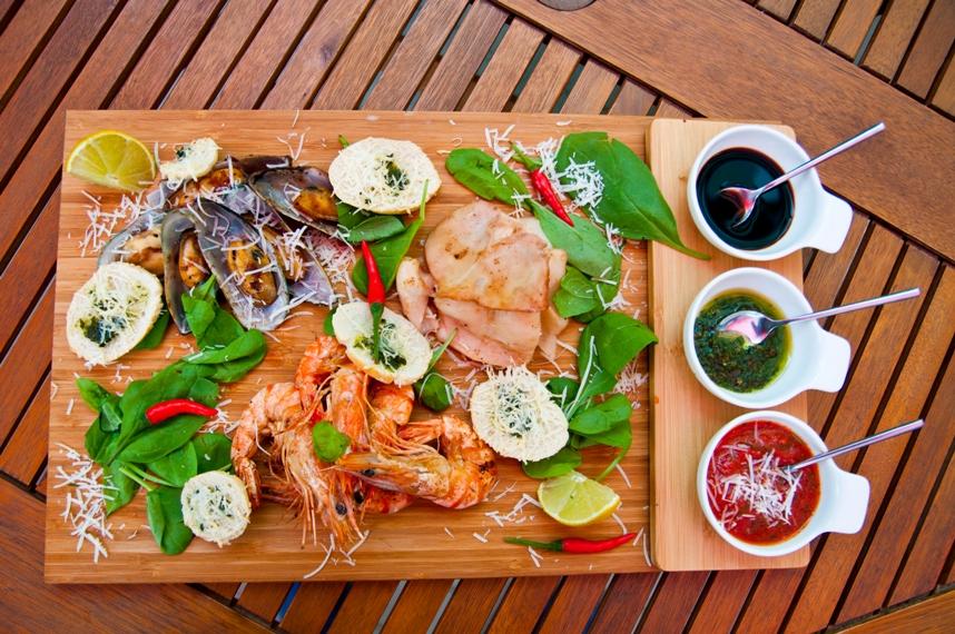 Ресторан Малина-хауз - фотография 1