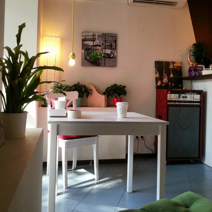 Ресторан Coffee Flower - фотография 2