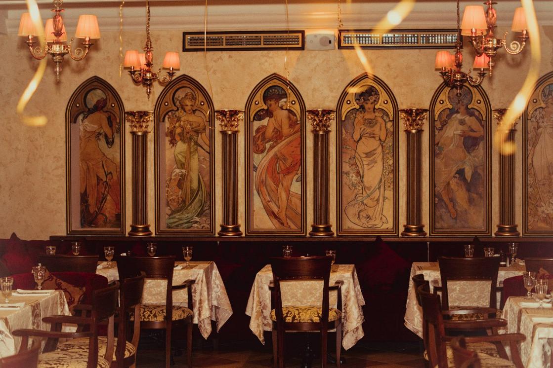 Ресторан Бахтриони - фотография 4