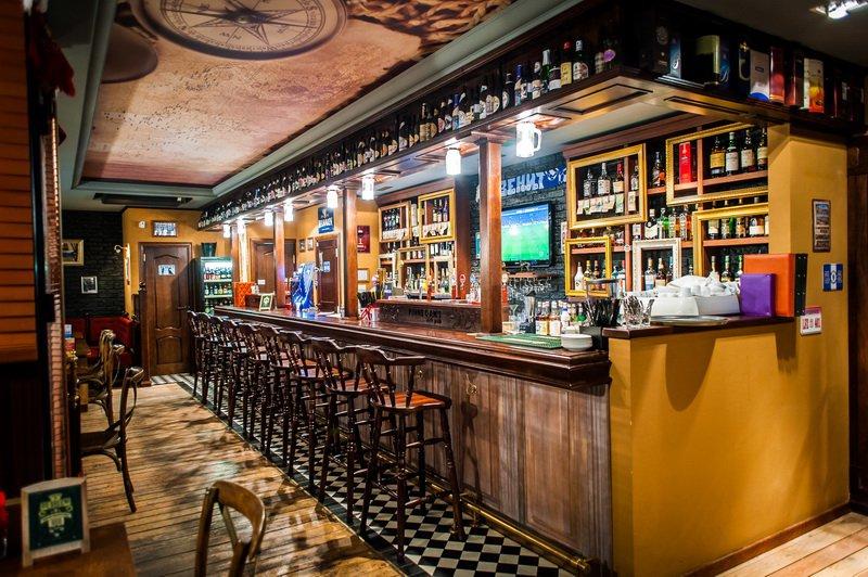 Ресторан Финнеганс - фотография 6