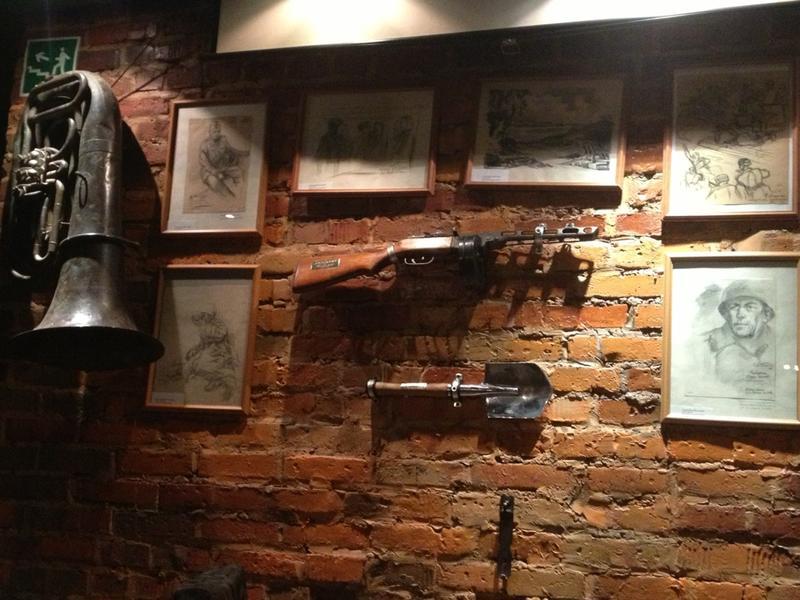Ресторан Блиндаж - фотография 4