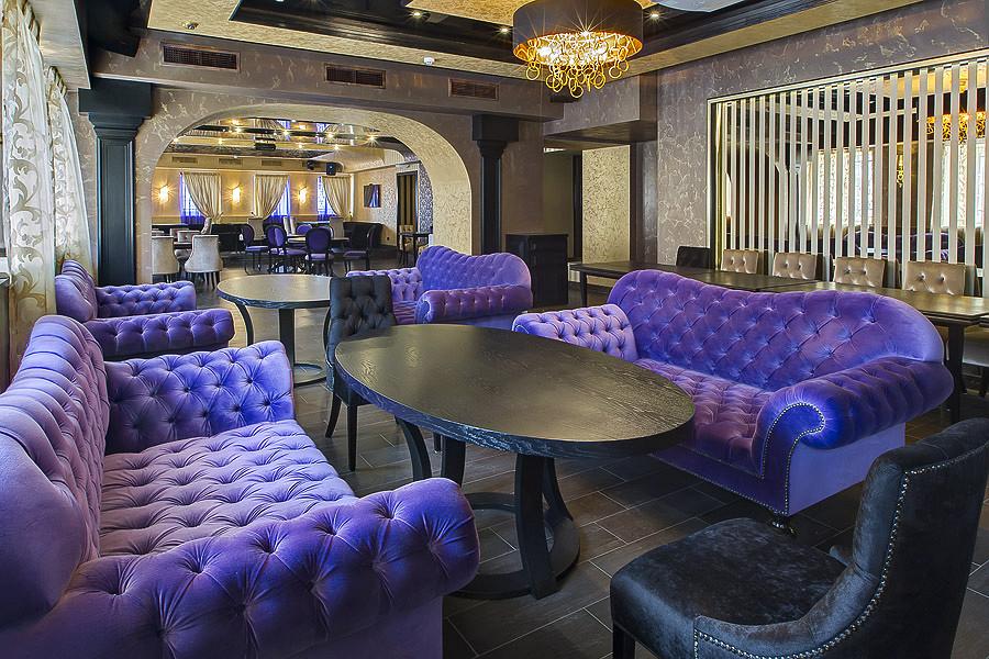 Ресторан Graff Lounge - фотография 3