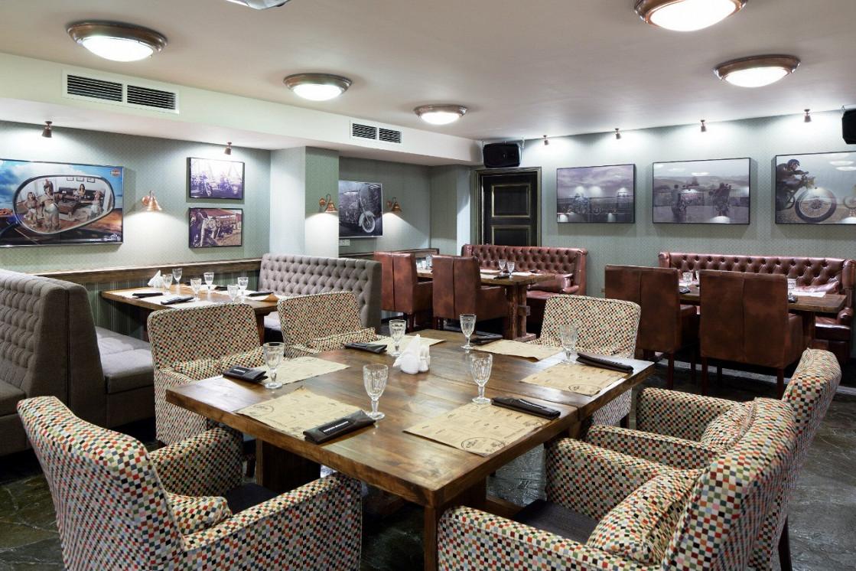 Ресторан Реальные кабаны - фотография 3