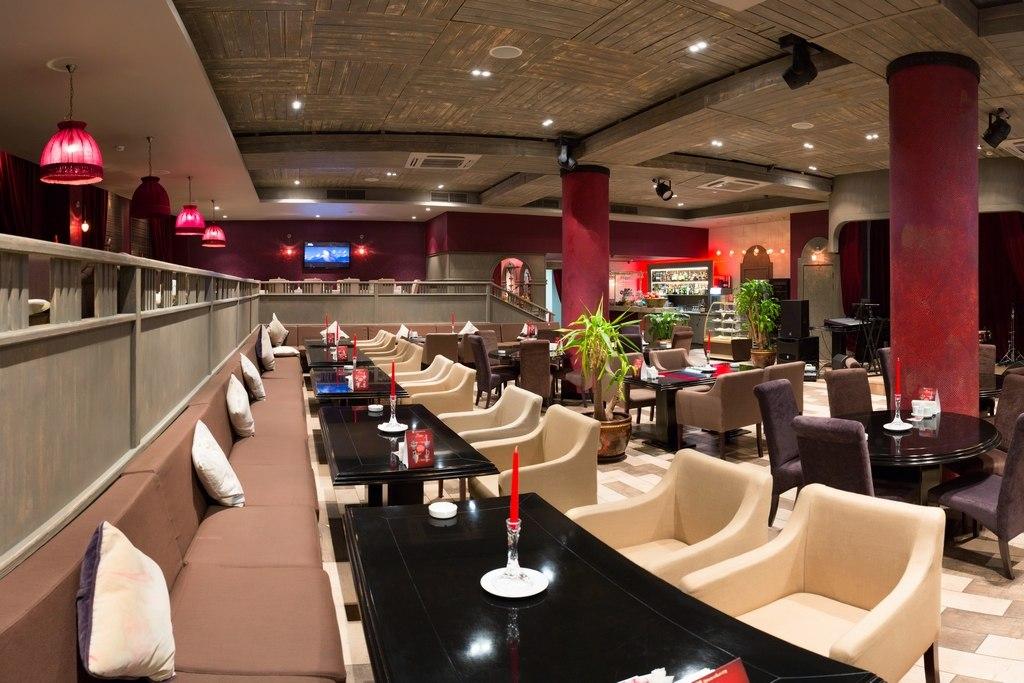 Ресторан Гранатовый сад - фотография 7
