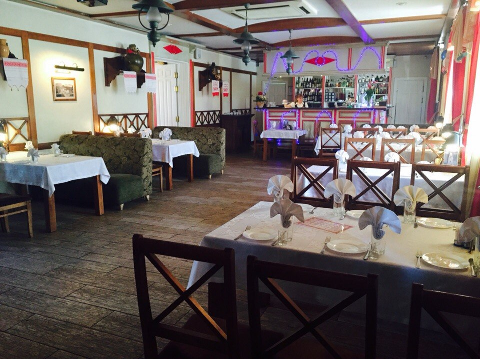 Ресторан Каскад - фотография 6