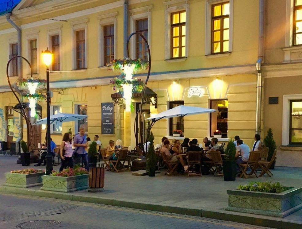 Ресторан Today - фотография 2