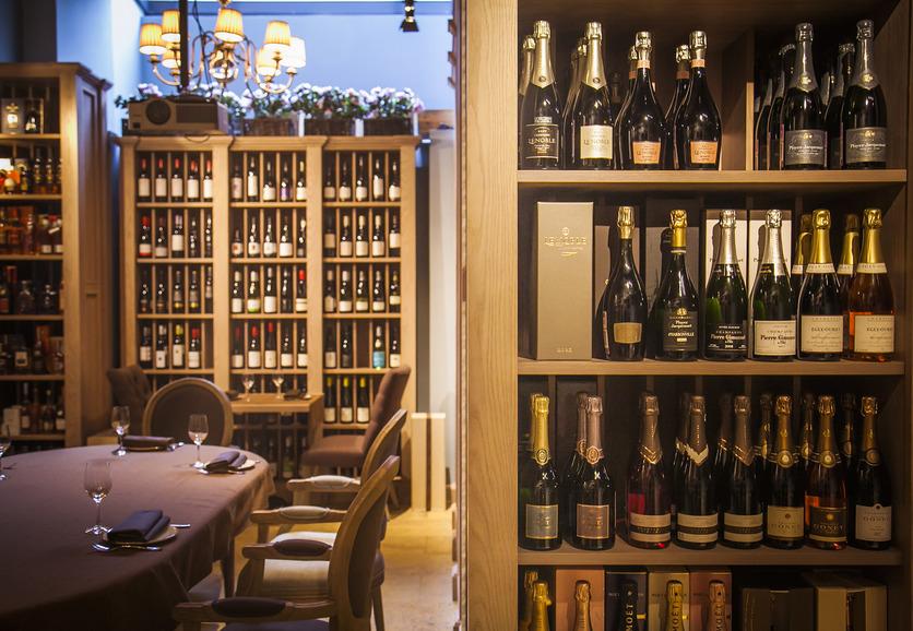 Ресторан Grape - фотография 4