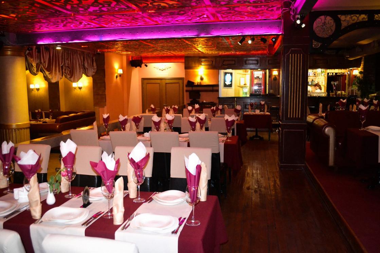 Ресторан Gorkiy - фотография 3