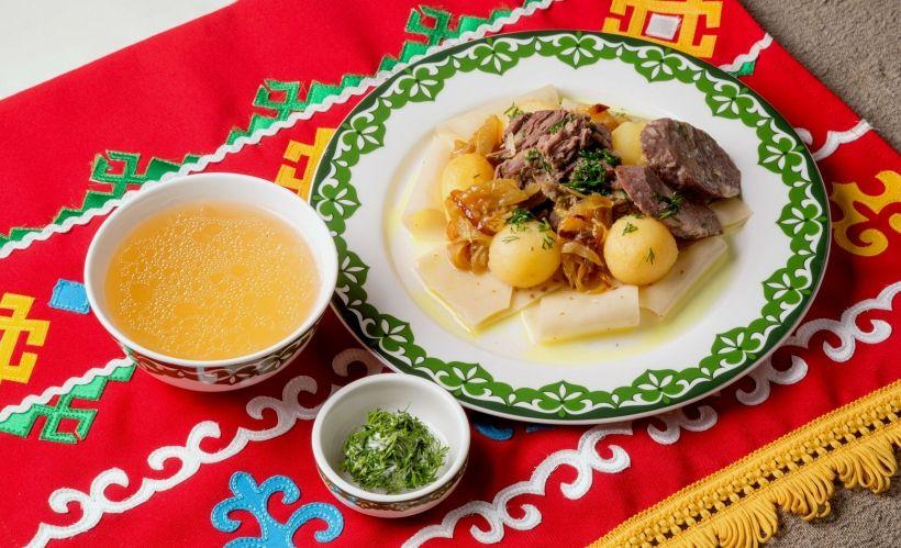 Ресторан Башкирская кухня - фотография 3