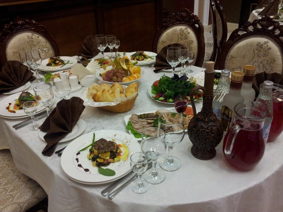 Ресторан Бакинский двор - фотография 7