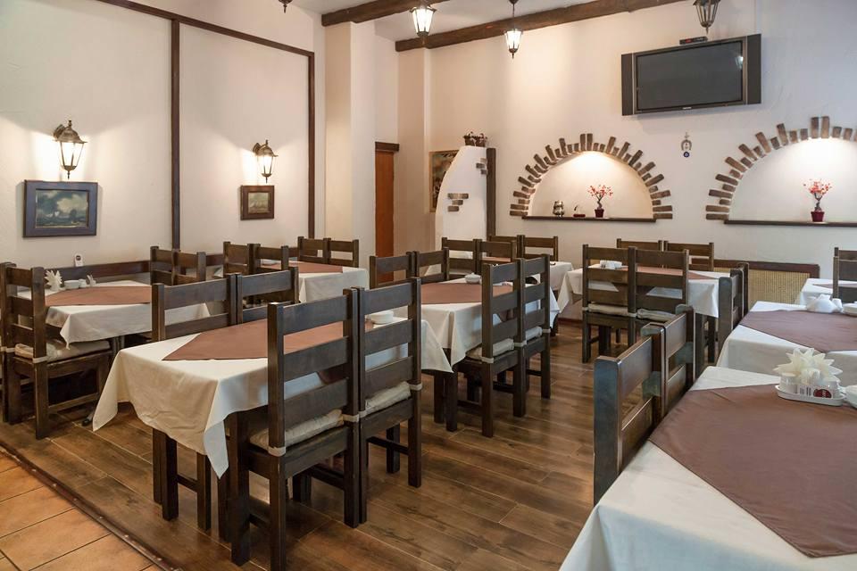 Ресторан Sofra - фотография 14