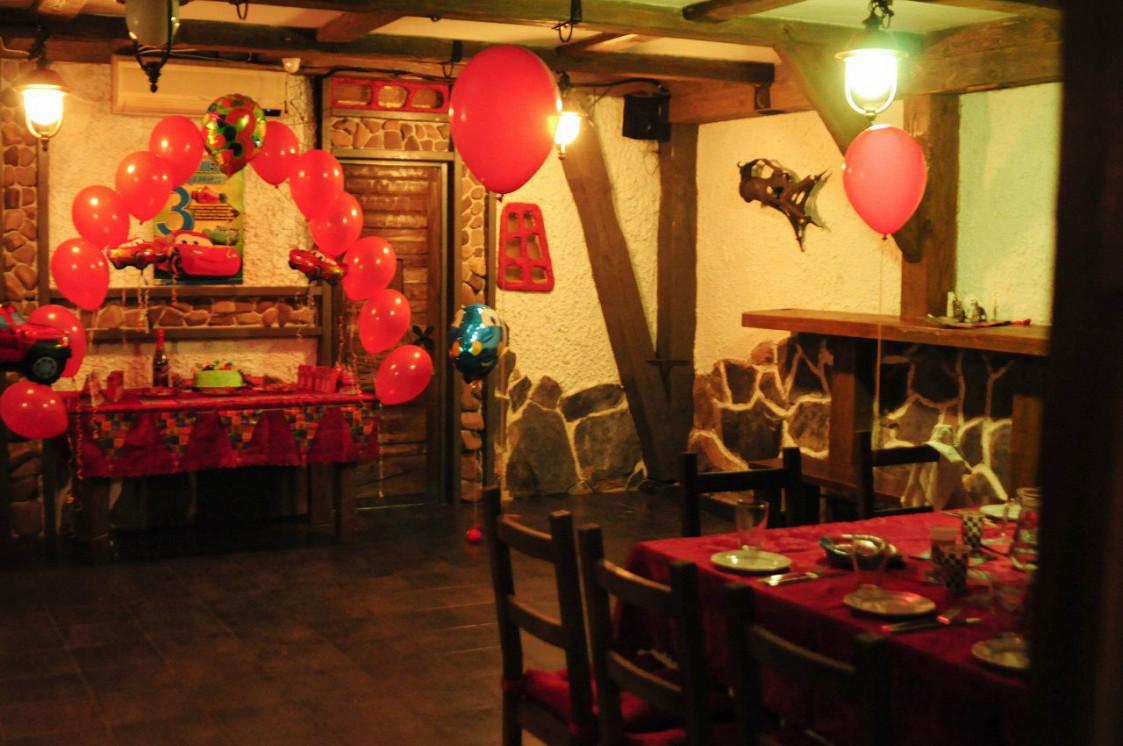 Ресторан 7 бочек - фотография 4