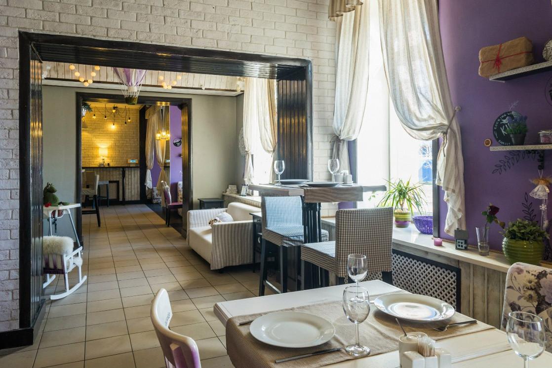 Ресторан Лаванда - фотография 4