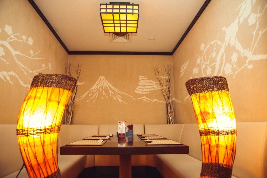 Ресторан Оки-токи - фотография 10