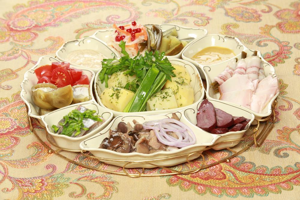 Ресторан Добрыня - фотография 34 - Фирменное блюдо.